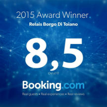 Booking Toiano Siena.
